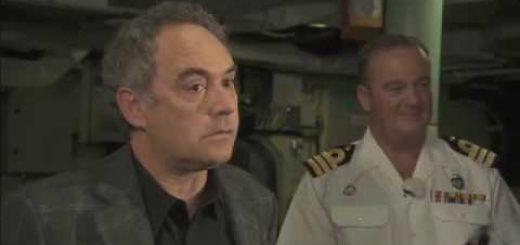 L'empresari i cuiner Ferran Adrià en la propaganda de l'Exèrcit espanyol